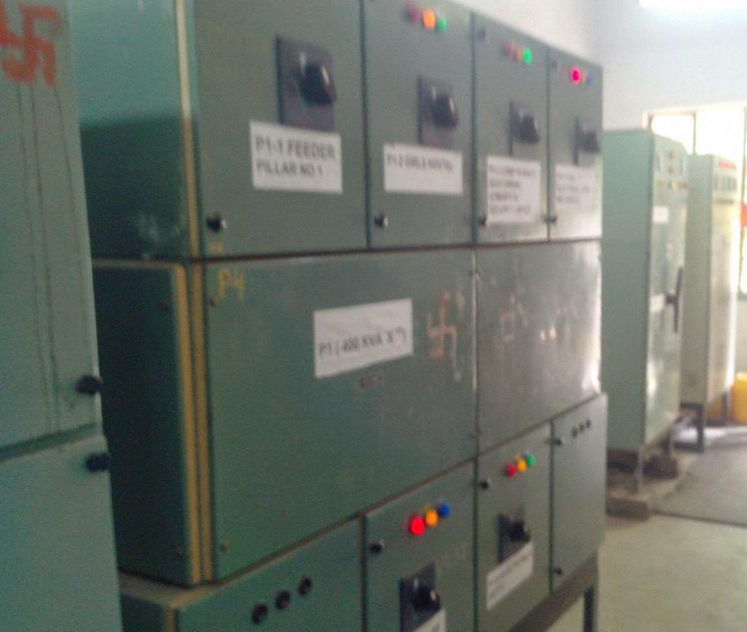 Vnit 11kv Indoor Substation Common Electrical Doubts