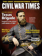 Civil War Times Illustrated Magazines 1995 (6 Issues) Confederate Union
