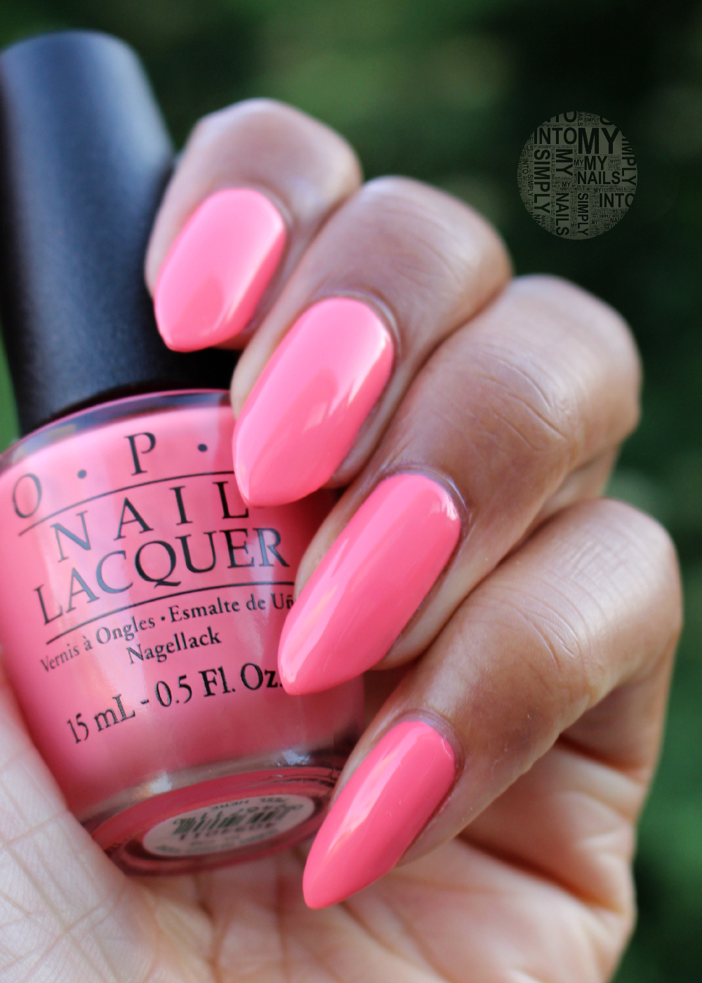 Sorry I\'m Fizzy Today by OPI   Simply Into My NAILS