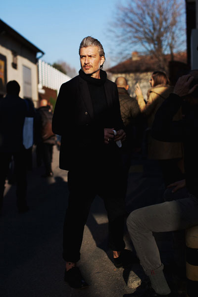 The Very Best Of the Sartorialist April 2012