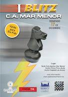 Ajedrez. I Torneo Blitz CA Mar Menor