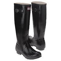 Hunter Boots Black2