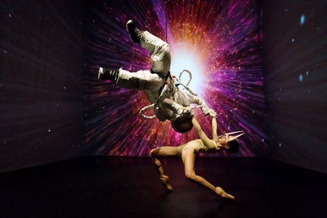 HOME 2.0 pela Vórtice Company Dance