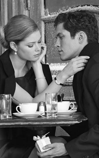 Ea si El la cafea
