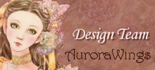 I design for Aurora Wings