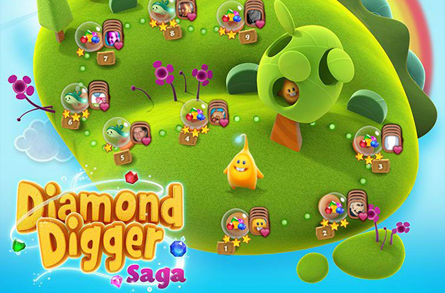 Soluzioni Diamond Digger Saga