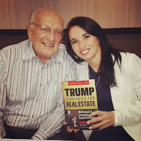 George H Ross (Donald Trumps right hand man) and Marisa da Silva