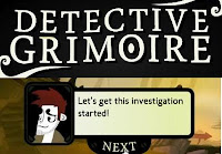Detective Grimoire The Beginning walkthrough.