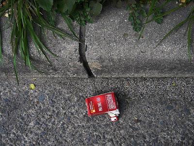 煙草の空き箱(画像)PALL MALL
