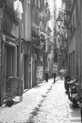 Gothic Quarter of Barcelona
