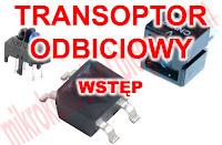 Transoptor odbiciowy - Wstęp.