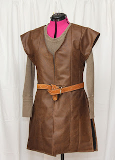 Fili vest without the scales