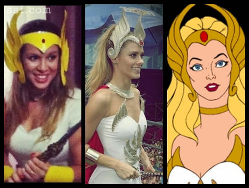 Carolina Diekcmann She ra