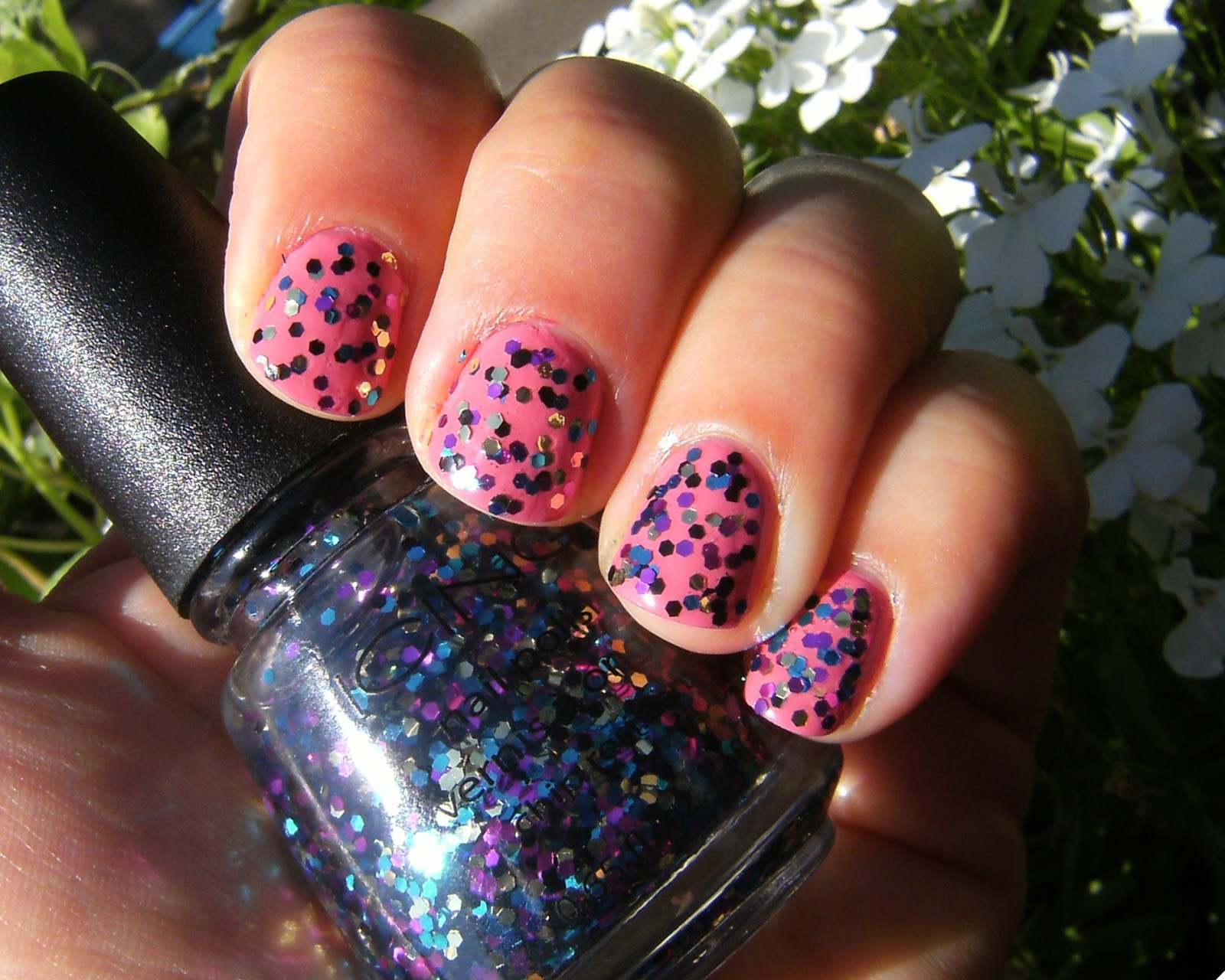 Deez Nailz Icing Love It And Wet N Wild Candy Licious Megalast Salon Nail Color Candylicious I Am Loving These Polishes From Probably Could Have Added Another Coat As Had A Few Sparse Areas But Was Nice Day Wanted
