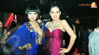 Metha Meva dan DJ Irene Guerrero