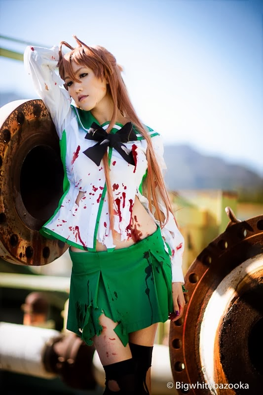 Highschool of the Dead - Rei