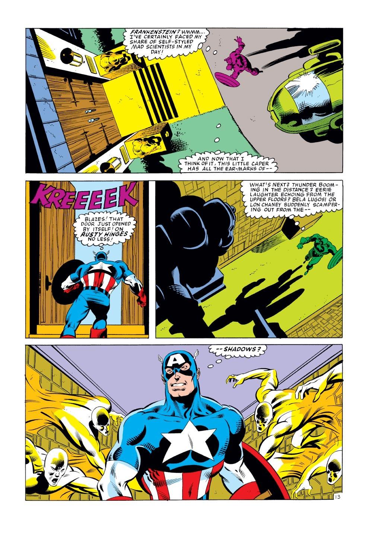 Captain America (1968) Issue #276 #192 - English 14