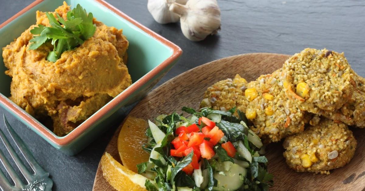 A natural food blog: Caribbean Millet Croquettes