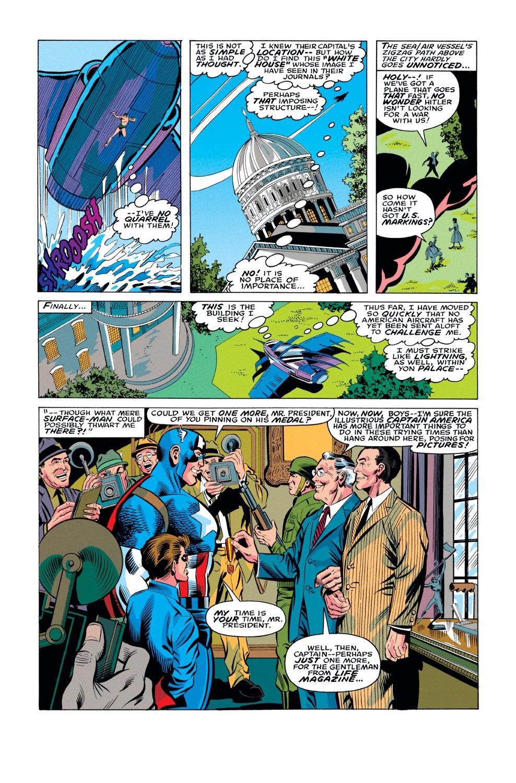 Captain America (1968) Issue #423 #373 - English 8