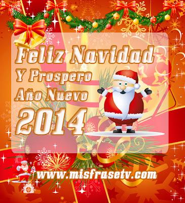 Tarjetas de Navidad y año Nuevo 2014 para Etiquetar a mis Amigos(a) en Facebook