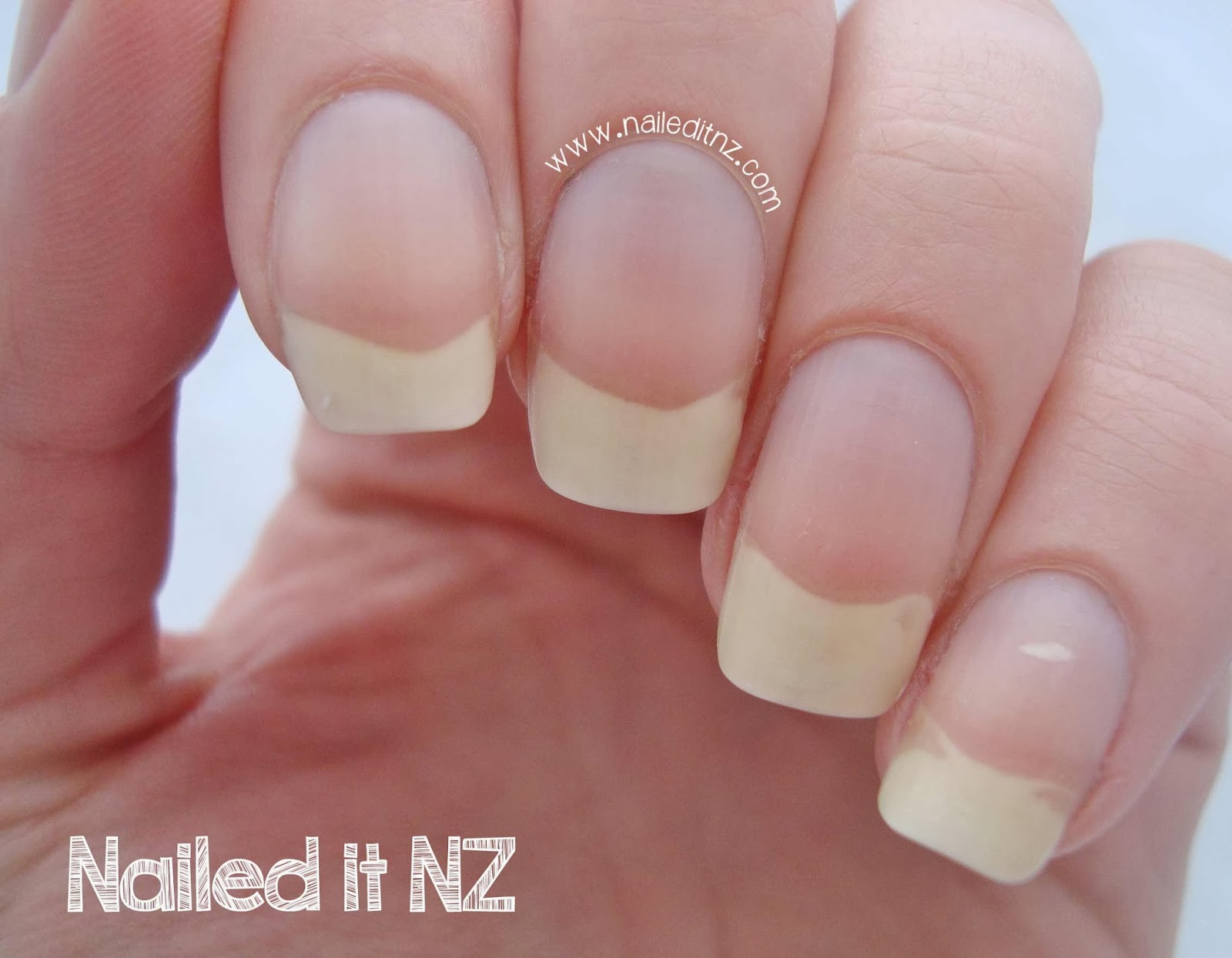 Nailed It NZ: Nail Polish Stained My Nails - How To Fix Them!