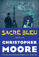 Sacré Bleu by Christopher Moore, A Review