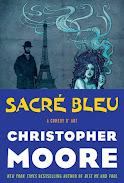 Sacré Bleu by Christopher Moore, A Review