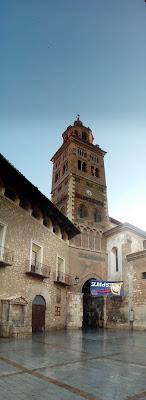 Torre de la Catedral Teruel