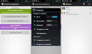 Cara Membuat Floating Window di Ponsel Android