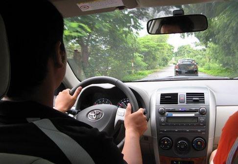 Đức Vinh chia sẽ những lỗi mắc phải khi mới biết lái xe mới