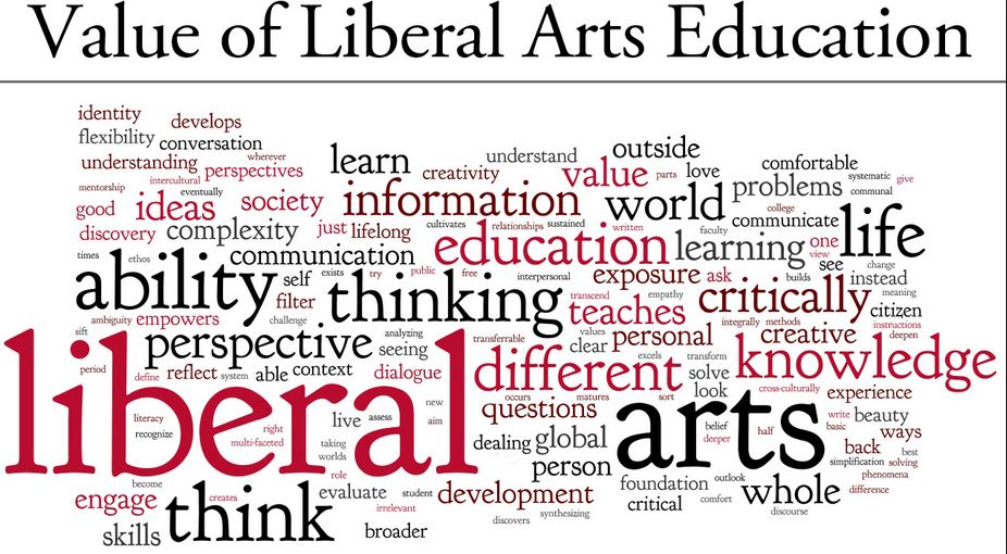 argumentative essay about the value of liberal art courses Their major classes and a common question the candidates were asked was how to articulate the value of the liberal arts even if we accept an argument.