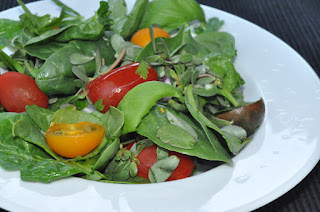 Recipe: Purslane salad