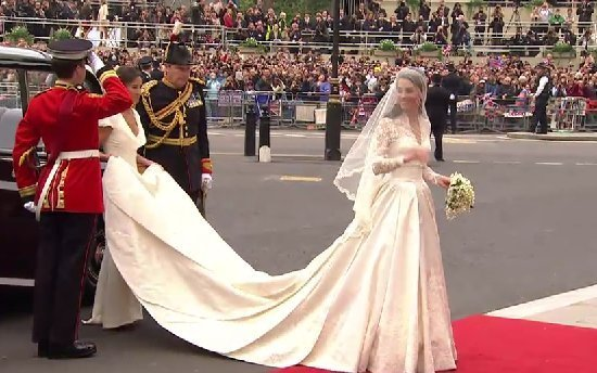 On the dot event planning splurge vs steal how to get for Knock off kate middleton wedding dress