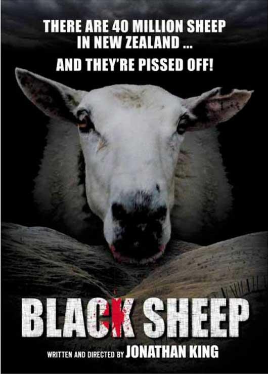 Black Sheep (2008) affiche