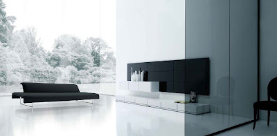 Modern Minimalist Living Room Design