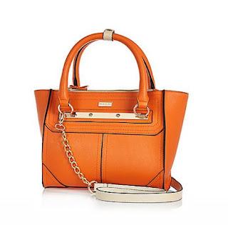 River Island orange Bag