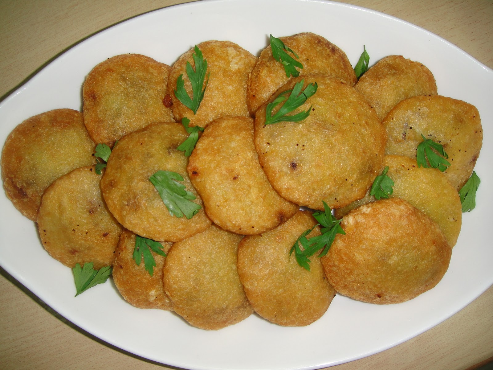 Maryam S Culinary Wonders 208 Potato Chap Kubba