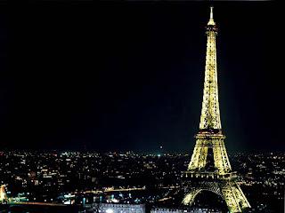 Gambar Menara Eiffel Prancis
