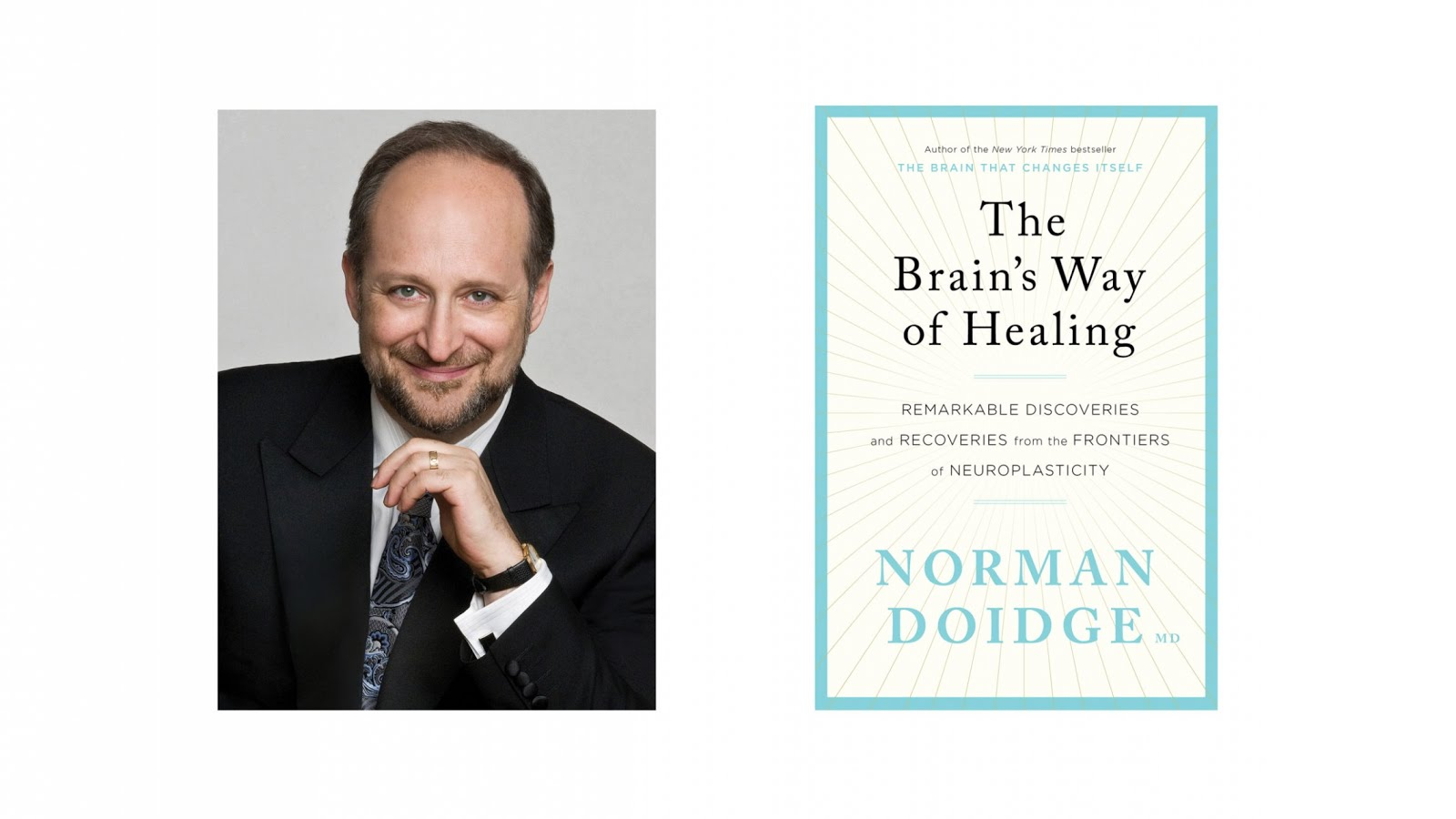 Dr Norman Doidge 2015