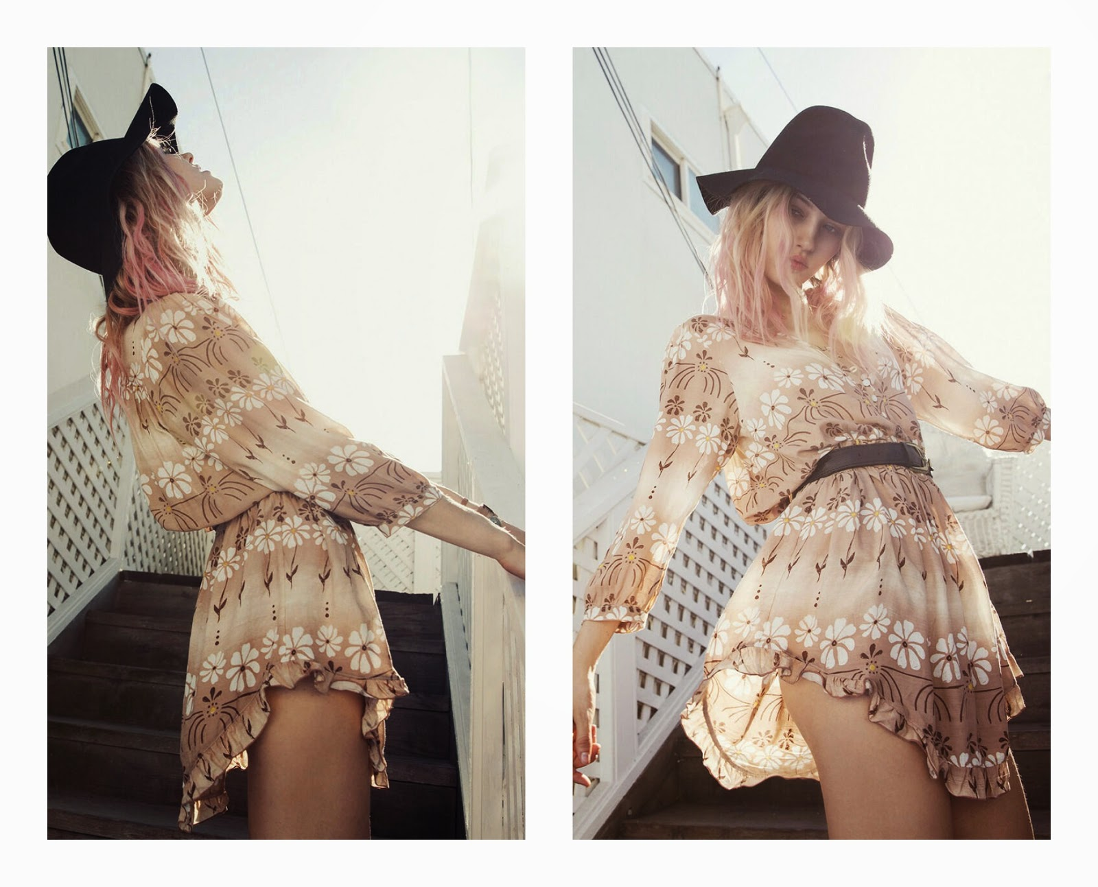 A Carefree Boho Spring 2014 Wardrobe