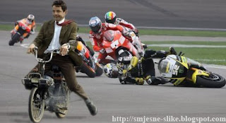 Smješne slike Mr Been mister bin smesne