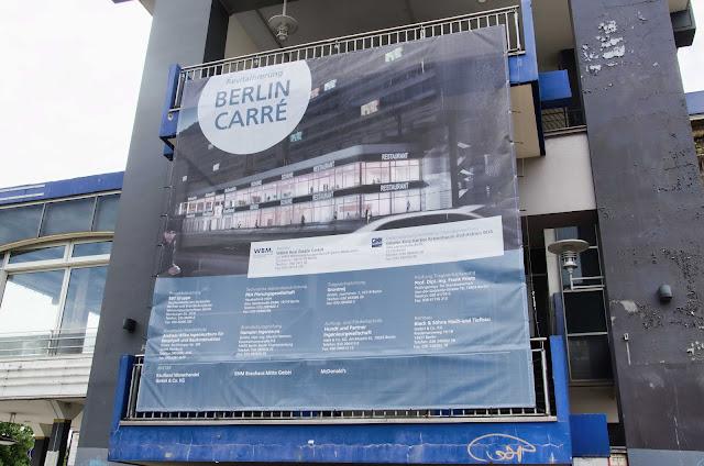 Baustelle Revitalisierung, Berlin Carré, Karl-Liebknecht-Straße 13A 10178 Berlin, 02.06.2015