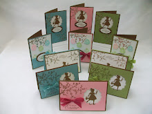 Easter Blossoms Stamp Class