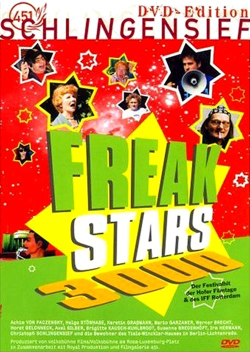 Freakstars 3000 movie