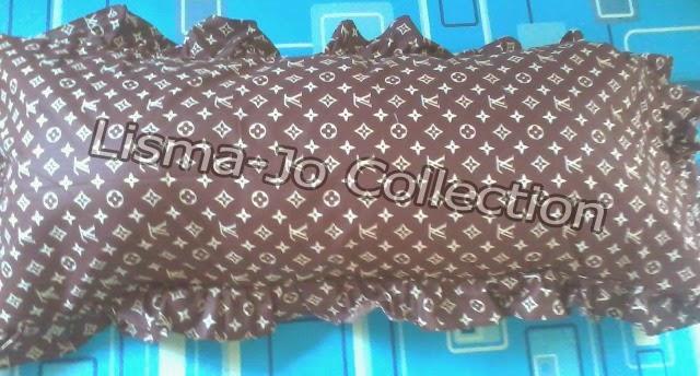 beli bantal cinta motif elegant