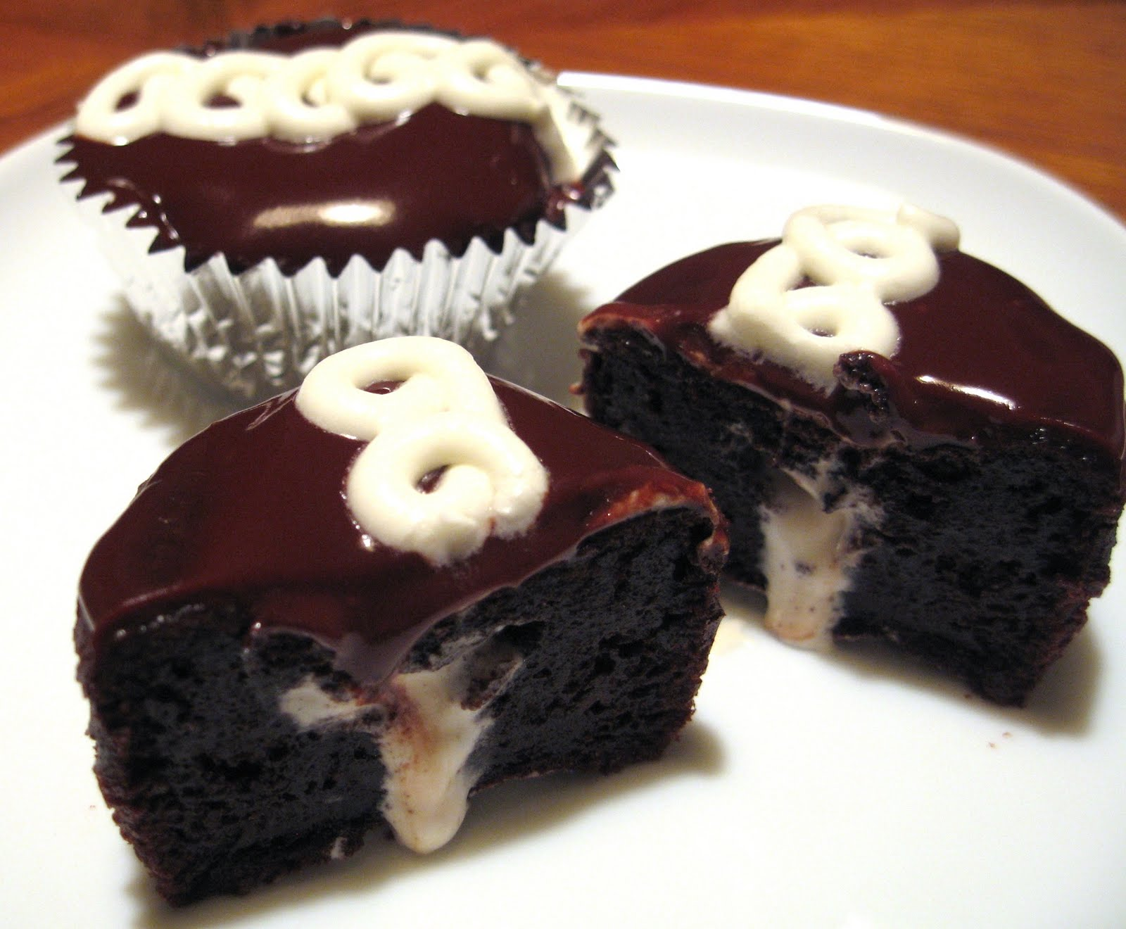 The Sensitive Epicure Chocolate Hostess Cupcakes Gluten