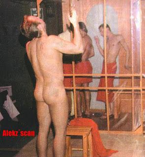 Raul Magana Desnudo