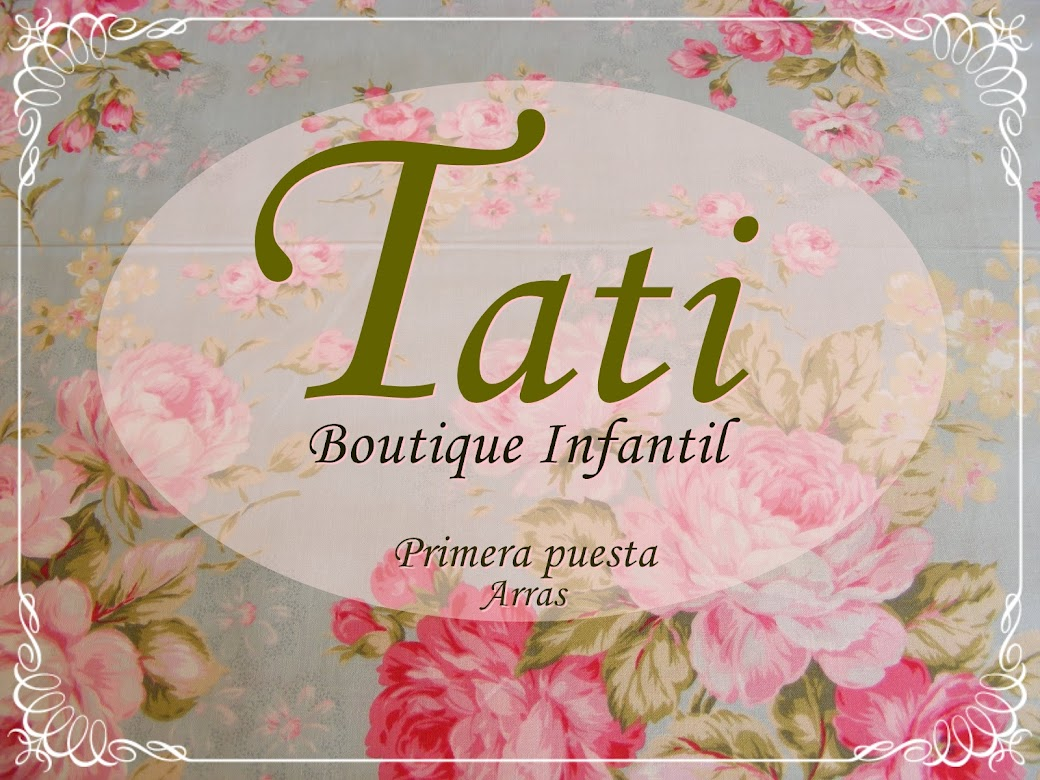 Tati Boutique Infantil