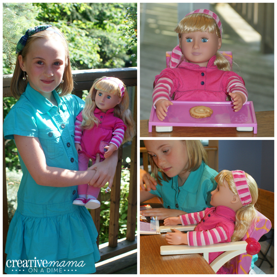 "Our Generation Dolls - 18"" Dolls for older girls."
