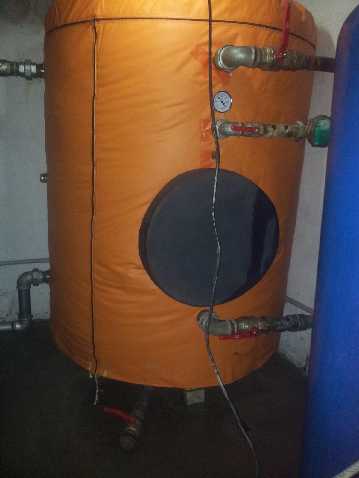 chauffage soudure et tuyauterie ballon d 39 eau chaude 2500l pour sca janvier 2013. Black Bedroom Furniture Sets. Home Design Ideas